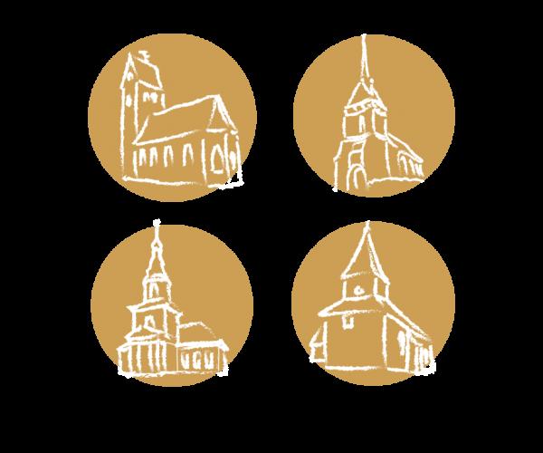 Piktogramme | Regionale Sommerkirche